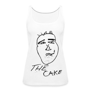 The Cake - Women's Premium Tank Top