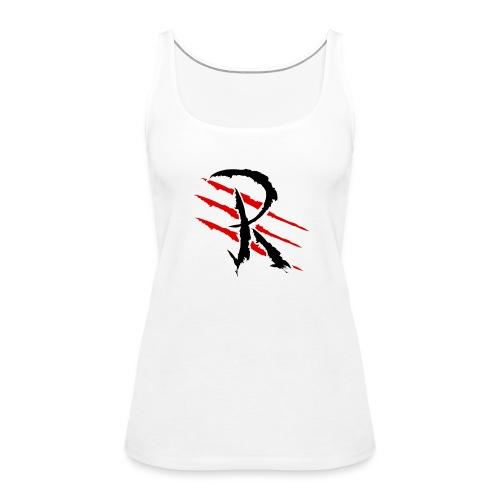 Raptayn Logo Black - Frauen Premium Tank Top
