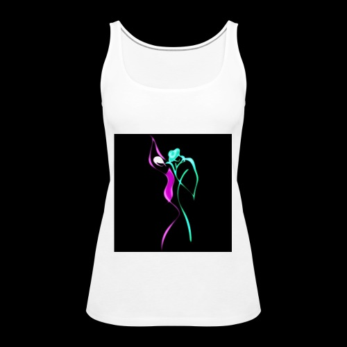 couple - Women's Premium Tank Top