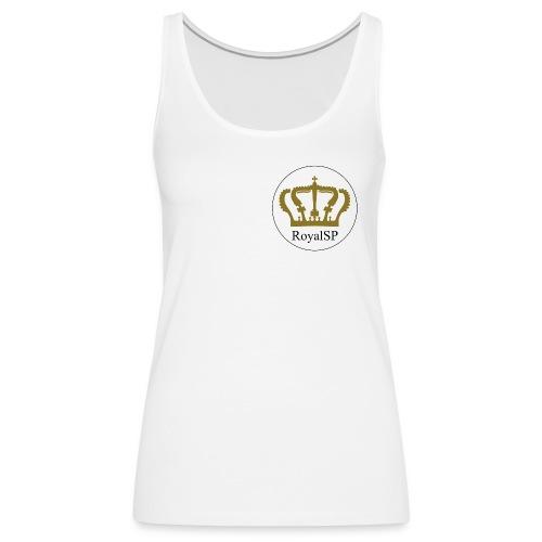 RoyalSP Crown - Frauen Premium Tank Top
