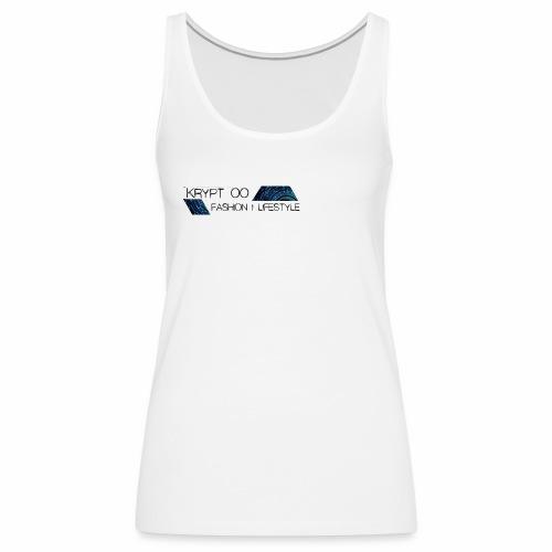 KRYPT OO - FASHION - FOR WOMAN - Frauen Premium Tank Top