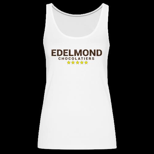 Edelmond Chocolatiers - Frauen Premium Tank Top