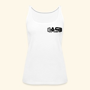 AS Logo - Women's Premium Tank Top