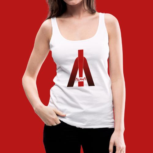 ALPHA - Winner wins! - Frauen Premium Tank Top