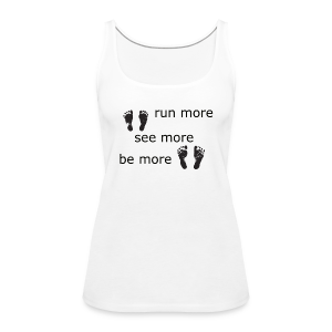 Run Collection - Premium singlet for kvinner