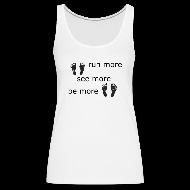 Run Collection - Premium singlet for kvinner