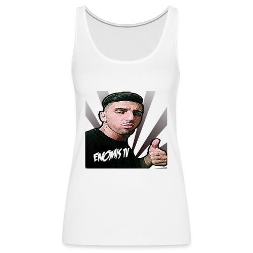 Enomis t-shirt project - Women's Premium Tank Top