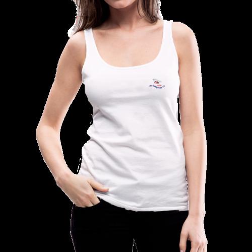 BCV73 Logo SHOP Kontur komplett - Frauen Premium Tank Top