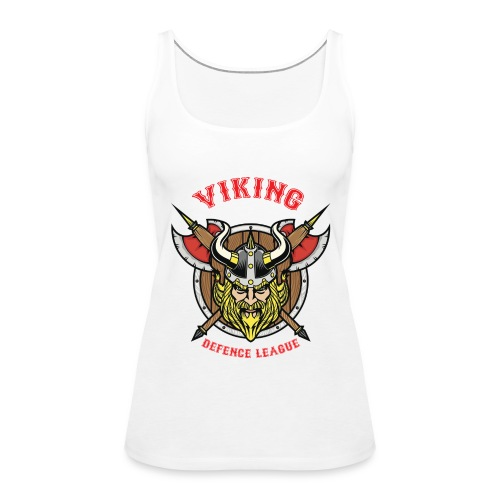 Viking League - Women's Premium Tank Top