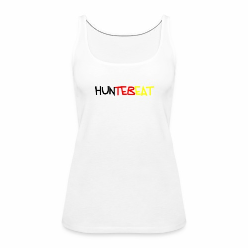 Huntebeat ( Deutschland Edition) - Frauen Premium Tank Top