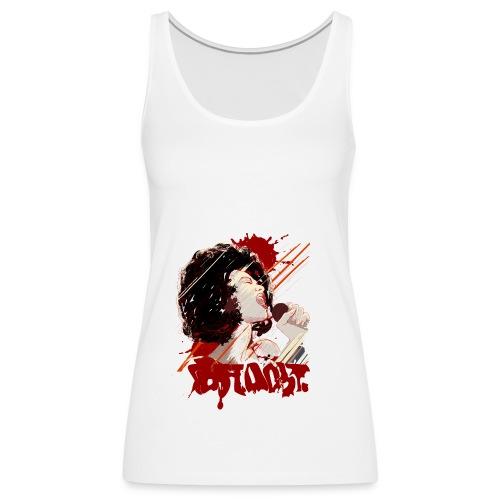 Sing - Camiseta de tirantes premium mujer