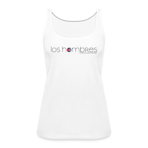 Scuola di Ballo LOS HOMBRES - Canotta premium da donna