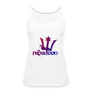 Proseidon Logo Original Colours - Frauen Premium Tank Top