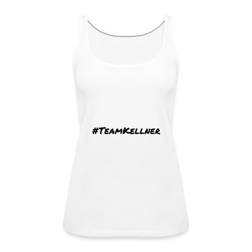 #Teamkellner - Frauen Premium Tank Top