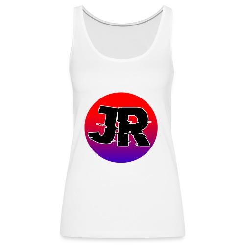 Jamory Ruis Logo - Vrouwen Premium tank top
