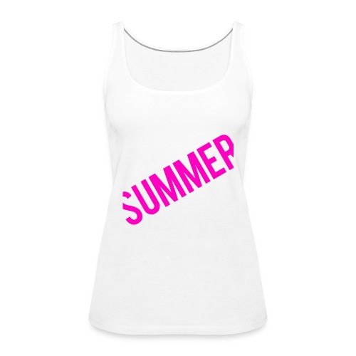 Summer - Frauen Premium Tank Top