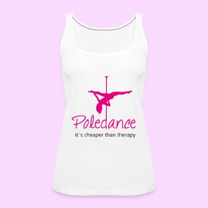 Poledance - Frauen Premium Tank Top