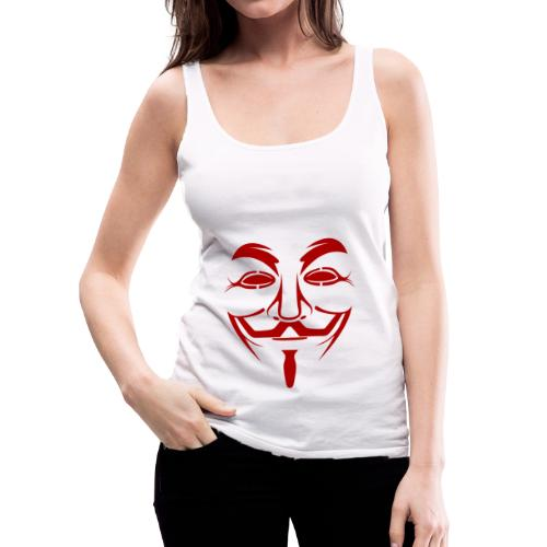 Anonym - Frauen Premium Tank Top