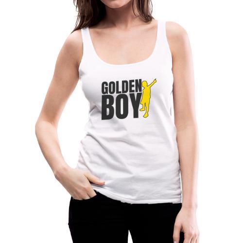 Golde Boy - Canotta premium da donna