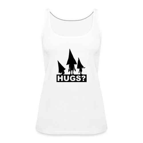 Hugs? - Frauen Premium Tank Top