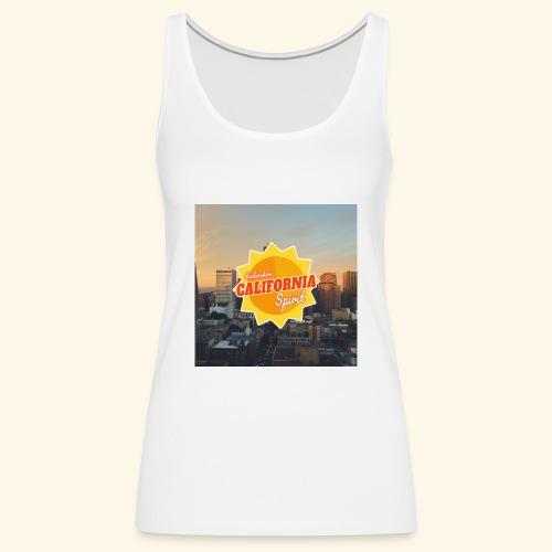 California Spirit City - Débardeur Premium Femme