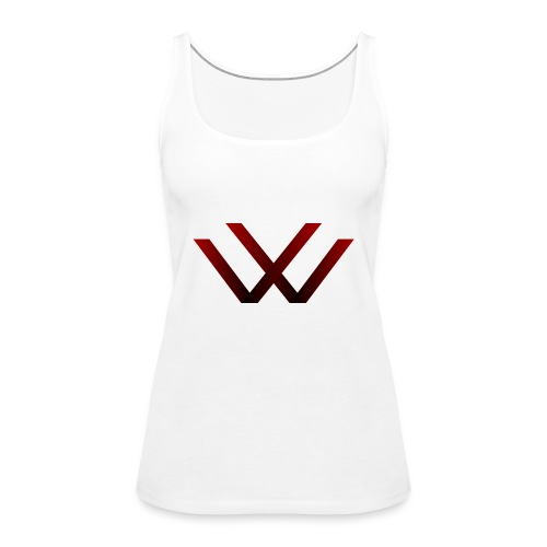 English walaker design - Women's Premium Tank Top