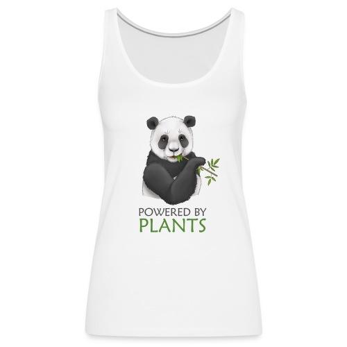 Panda 2 Plantbased - Premiumtanktopp dam