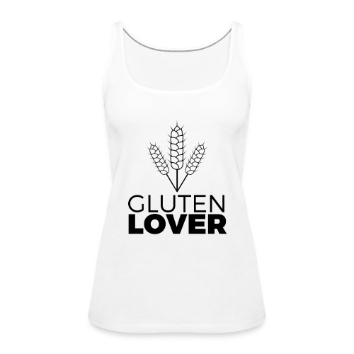 Gluten Lover - Women's Premium Tank Top