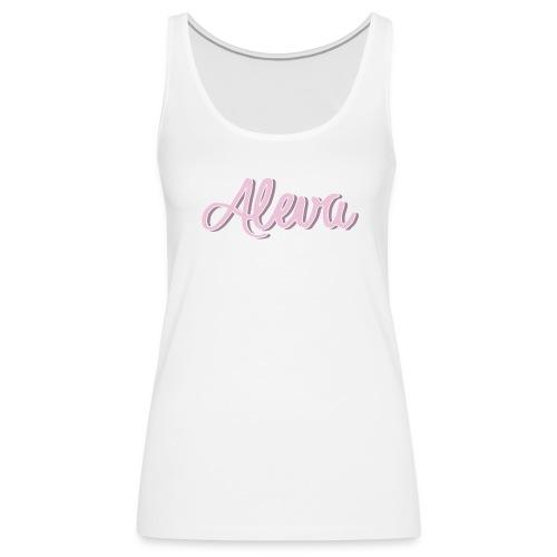 aleva - Frauen Premium Tank Top