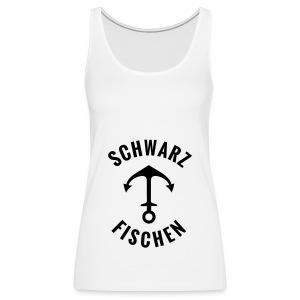 Schwarzfischen - Frauen Premium Tank Top