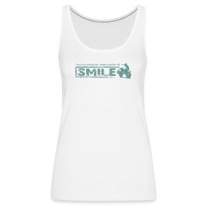 SMILE-Shirt 2018 - Frauen Premium Tank Top