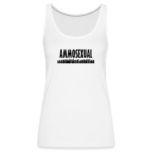 Ammosexual Multi-Caliber (black) - Frauen Premium Tank Top