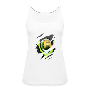 tobietube merch - Women's Premium Tank Top
