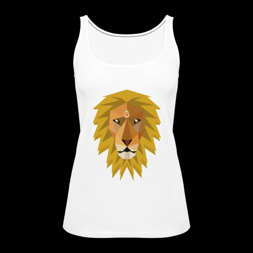 Spirit Lion case - Vrouwen Premium tank top