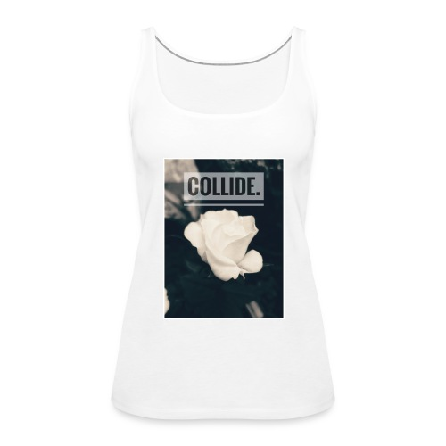 COLLIDE - Frauen Premium Tank Top