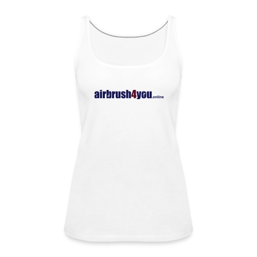 Airbrush Shop - Airbrush4You - Frauen Premium Tank Top