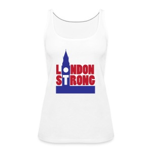 London Strong I - Women's Premium Tank Top