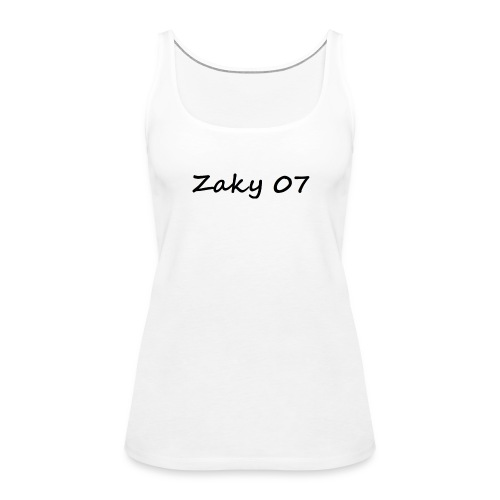 New Merch Design #1 - Women's Premium Tank Top