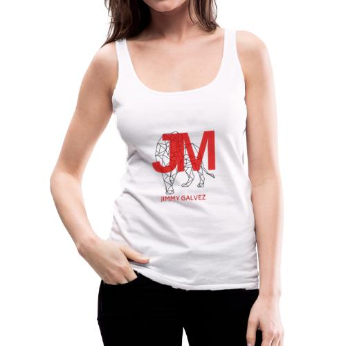 Jimmy Galvez - Canotta premium da donna