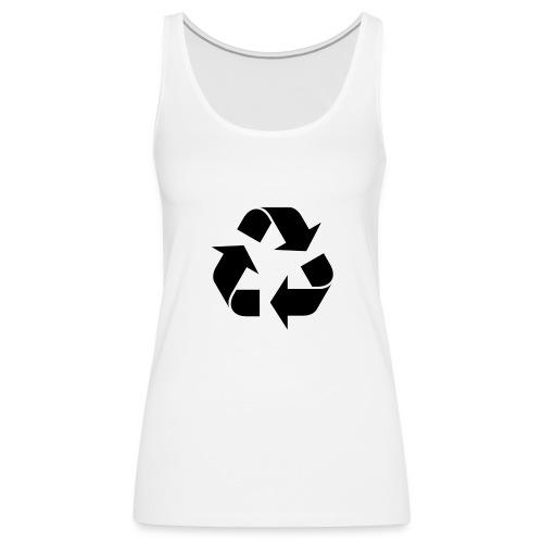 maglia ciclo di vita - Canotta premium da donna