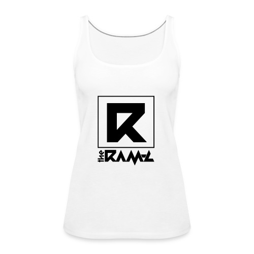 Dj The Ram C Official Logo B - Frauen Premium Tank Top