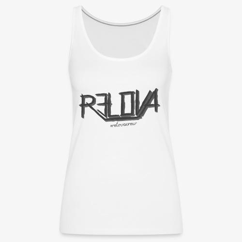 Black Relova #crew - Frauen Premium Tank Top