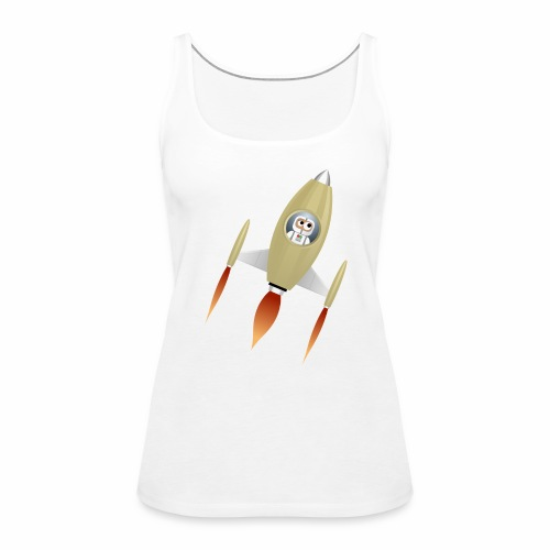 Spaceship - Débardeur Premium Femme