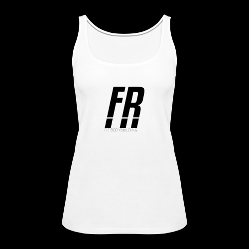 FR FIT BODYBUILDING - Frauen Premium Tank Top