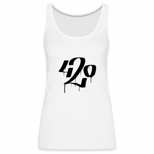 420 - Premiumtanktopp dam