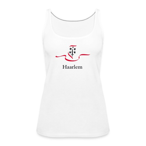 Haarlem T-Shirt - Vrouwen Premium tank top