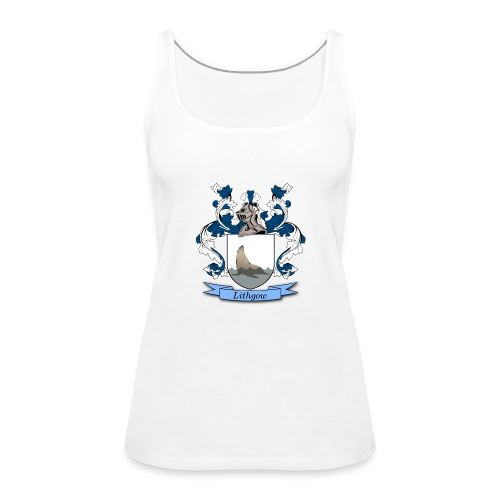 Lithgow Family Crest - Women's Premium Tank Top