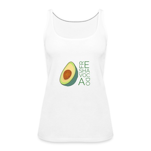 FRESHAVOCADO - Women's Premium Tank Top