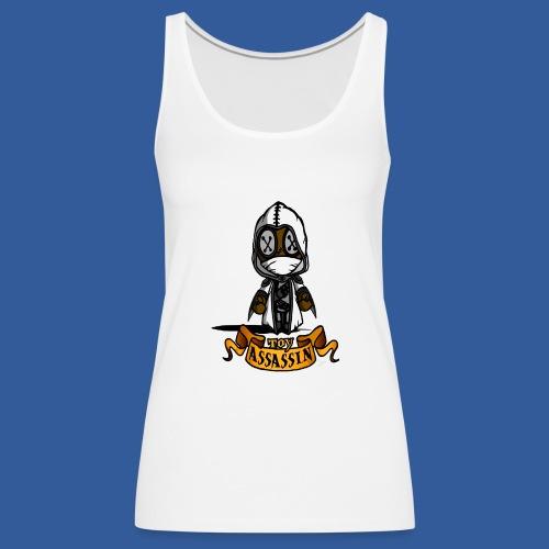 assassain toy - Camiseta de tirantes premium mujer