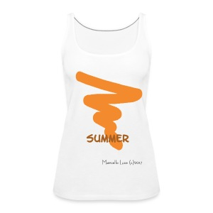 Streetworker Art by Marcello Luce - Summer 2017 - Frauen Premium Tank Top